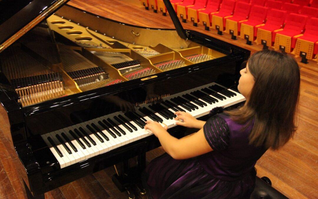 İdil Naz Alıcı Piyano