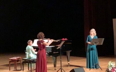Austrian-Turkish Soroptimist Friendship Benefit Serenade
