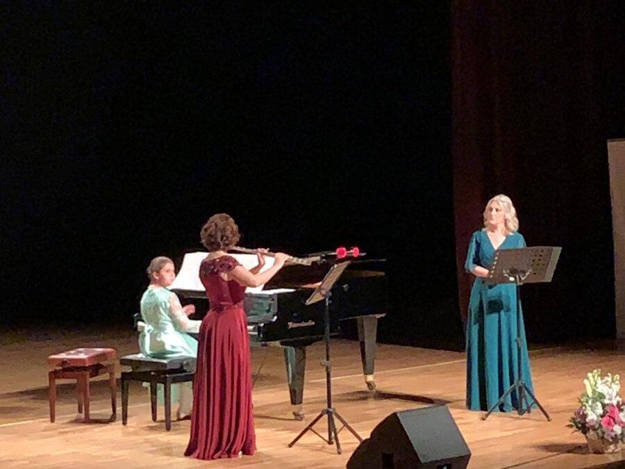 Austrian-Turkish Soroptimist Friendship Benefit Serenade