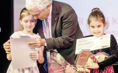 Winner of International Young Talents In Istanbul